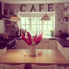 #cafe#kitchen#cozy#decor#living#dreamhome#smallspaces#petite#cooking#white#homeiswheretheheartis#window#dreamspace
