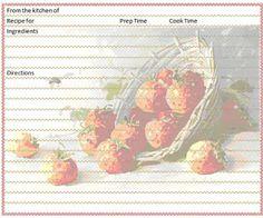 Shoregirl Kreationen: Mehr Rezept-Karten