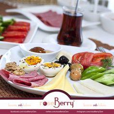 Günaydın! Roseberry Çekmeköy'ün sıcak atmosferinin tadını çıkararak unutulmaz bir kahvaltı keyfine ne dersiniz? #roseberrycekmekoy