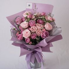 Floristics.Brand Flower Bouqet, Red Rose Bouquet, Beautiful Bouquet Of Flowers, Diy Flowers, Feminine Energy, Red Roses, Flower Arrangements, Festive, Most Beautiful
