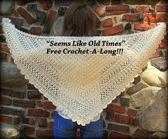 Ravelry: Seems Like Old Times pattern by Michele DuNaier free download, thanks so for share xox  ☆ ★   https://www.pinterest.com/peacefuldoves/