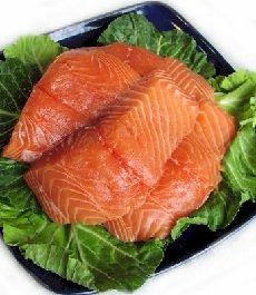 Manfaat Ikan Salmon untuk ibu hamil - Manfaat dan khasiat