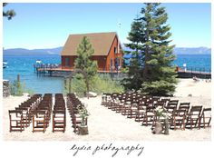 Chambers Landing Lake Tahoe Wedding Cute Place On The West S Plan Your