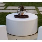 Found it at AllModern - PUCK Ottoman/Table