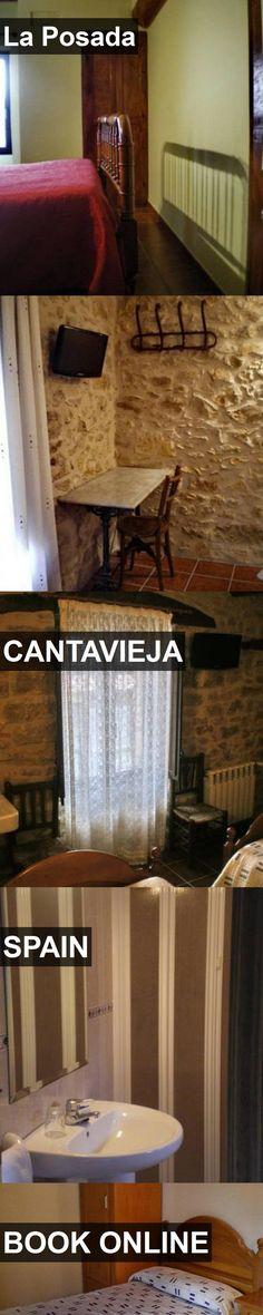 Hotel La Posada in Cantavieja, Spain. For more information, photos, reviews and best prices please follow the link. #Spain #Cantavieja #travel #vacation #hotel