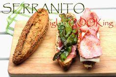 igloo cooking: SERRANITO