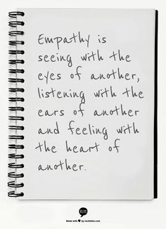 Care about the students you advise by showing empathy, understanding, and respect.