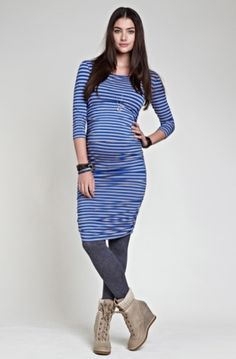 Isabella Oliver maternity dress - where were these cool clothes when we were first pregnant!