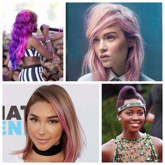 unicorn hair color ideas for 2018