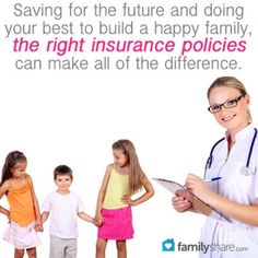 4 insurance policies you shouldn't live without - Family Today Lifestyle, Live, Health, Health Care, Salud