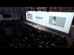 Sony Press Conference Full at IFA 2016: Xperia XZ, Xperia X Compact - YouTube