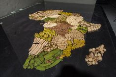Wonderful Food Maps By Henry Hargreaves And Caitlin Levin