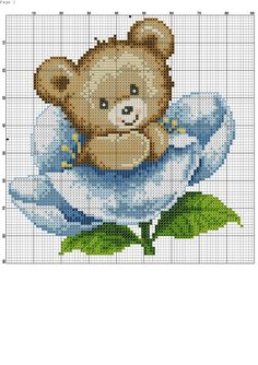 Funny Cross Stitch Patterns, Cute Cross Stitch, Cross Stitch Animals, Cross Stitch Charts, Cross Stitch Designs, Cross Stitching, Cross Stitch Embroidery, Baby Motiv, Cross Stitch Pictures