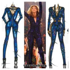 Beyonce tour outfit 2013