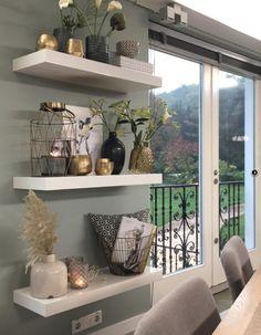 Een prachtige stolp met bloemen | Interieur Koffietijdvilla ...