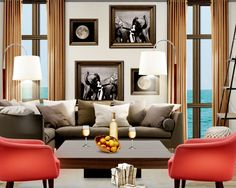 'Livingroom By The Sea!!!!' created by Torry Herndon in #neybers