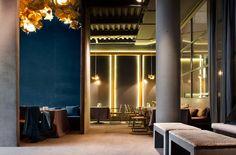 Restaurante de sara Folcho en Casa Decor Barcelona 2012