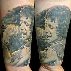 ac dc bon scott tattoos - Google Search