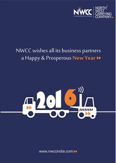 #‎NWCC‬ wishes all its business partners a Happy & Prosperous New Year.
