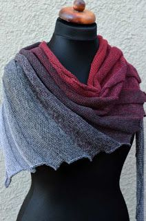 (Knitcat`s Gestrick) Groovy. Record of Knitting Yarn spinning, weaving and sewing jobs such as for example BC. Loop Scarf, Scarf Hat, Shawl Patterns, Knitting Patterns, Knitting Socks, Hand Knitting, Expensive Clothes, Wrap Pattern, Knitted Shawls