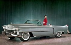 1953 Cadillac Le Mans Concept car by Auto Clasico on Flickr. / The Oldie But Goodie