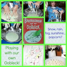 Crafty Moms Share: Virtual Book Club for Kids: Dr. Seuss--Bartholomew and the Oobleck