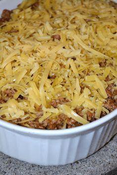 Miranda's Recipes: Burrito Casserole
