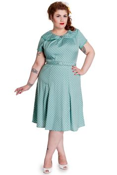 Vintage Style Dresses 30s 40s 50s and 60s Pinterest