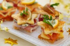 Simple #Recipes for a #Christmas Party #Appetizers & #Snacks