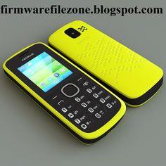 Nokia 110 (RM-827) Software version: 03.47