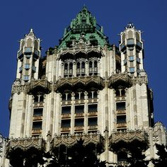 Woolworth Building - 233 Broadway, New York
