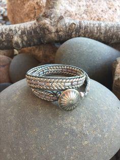 Leather Cord Bracelets, Beaded Wrap Bracelets, Leather Jewelry, Jewelry Bracelets, Jewlery, Seed Bead Jewelry, Beaded Jewelry, Handmade Jewelry, Beaded Leather Wraps