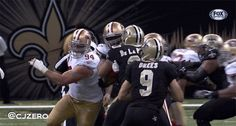 Image result for drew brees you mad bro gif