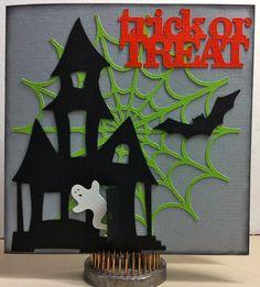 A Cameo Halloween card