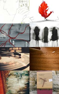 the way a sound leaves a room by Deborah Mosca on Etsy--Pinned with TreasuryPin.com