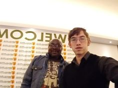 Myself and oscar from Genalph training solutions Dj Magic, Entertainment, Training, Work Outs, Excercise, Onderwijs, Race Training, Exercise, Entertaining