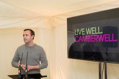 Scott Nunn, Gay Star News  #CamberwellFields @mrscottnunn