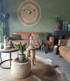 If You Read Nothing Else Today, Read This Report on Modern Bohemian Living Room Inspiration - Pecansthomedecor Bohemian Living, Boho Living Room, Living Room Colors, Interior Design Living Room, Home And Living, Living Room Designs, Living Room Decor, Modern Bohemian, Bohemian Homes