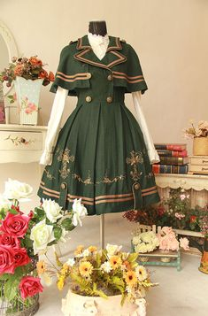 Interesting coat dress