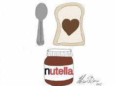 I <3 Nutella!