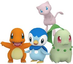 Fanpop quiz: Of Piplup, Chikorita, and Charmander, who do you find first? - See if you can answer this Poke'Park Wii: Pikachu's Adventure trivia question! Trivia Quiz, Trivia Questions, All Pokemon, Cute Pokemon, Charmander, Pikachu, Wii, Smurfs, Concept Art