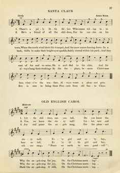 feliz navidad sheet music free pdf