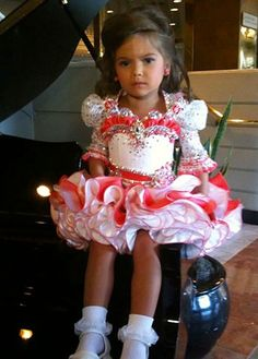 Toddlers and tiaras
