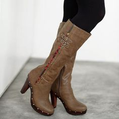 Buy '59 Seconds – High Heel Boots' with Free International Shipping at YesStyle.com. Browse and shop for thousands of Asian fashion items from Hong Kong and more!