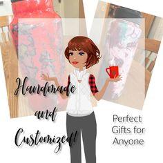 Handmade and Customized, My Etsy Shop