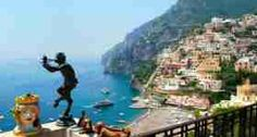 Day Tour from Rome to Visit Amalfi Coast and Positano, by High-Speed Train