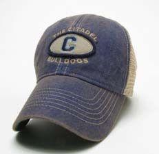 The Citadel Bulldogs Legacy Old Favorite Trucker Hat
