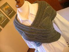 Knitting Pattern Knit Sweater Vest Waistcoat door PillandPattern