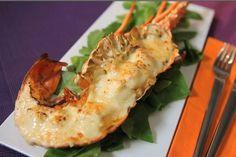 Aragosta alla thermidor #Star #ricette #aragosta #food #recipes