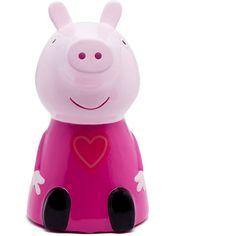 Amazon.com: Peppa the Pig Figural Ceramic Piggy Bank: Toys & Games